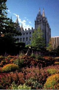 Utah Salt Lake City Temple Square 1994