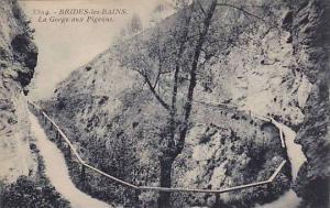 La Gorges Aux Pigeons, Brides-les-Bains (Savoie), France, 1900-1910s