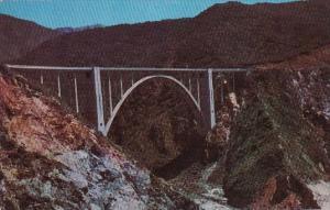 Bixby Bridge San Diego California