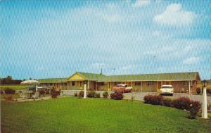 Karus Plaza Motel Bellefonatine Ohio