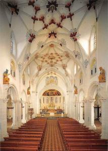 Basilika St. Kastor, Koblenz Basilique Interior Basilica