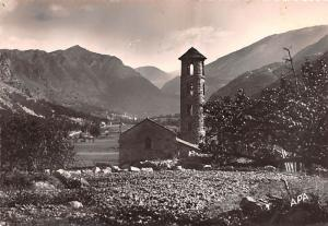 Valls D'Andorra - Santa Coloma, Spain, real photo