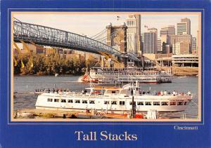 Tall Stacks - Cincinnati, Ohio