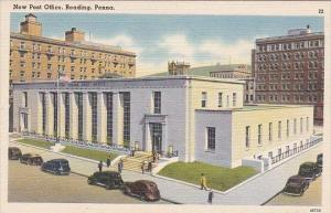 New Post Office Reading Pennsylvania