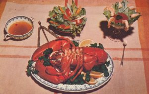 MAINE Lobster Dinner , PU-1967