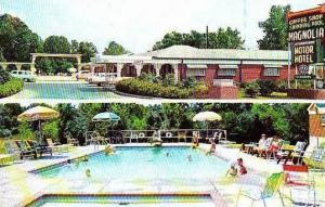Mississippi Vicksburg Magnolia Motor Hotel