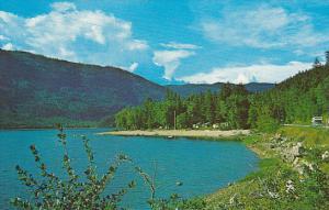 Canada British Columbia Cedar View Resort Mara Lake