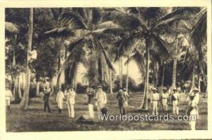 Cuba, Republica de Cuba Habana Cocoa Nut Palms