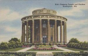 Alabama Birmingham Vestavia Temple And Gardens