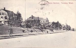 Residence Section,Tacoma,Washington,PU-1909