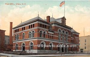 Post Office Utica NY 1909