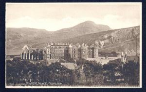 Holyrood Palace Edinburgh Scotland unused c1930's