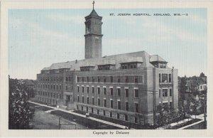 ASHLAND WI - ST JOSEPH HOSPITAL / 1930s run by Poor Handmaids of Jesus Christ