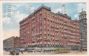 Powers Hotel Rochester New York 1918