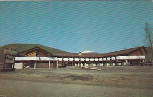 Mount Rogers Motor Hotel Revelstoke British Columbia Canada