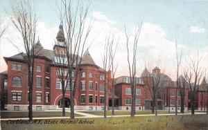 Cortland SUNY Normal~Campus Gone in 1919 Spontaneous Combustion Fire c1906 PC