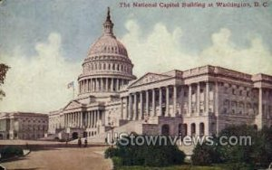 Capitol Building, District Of Columbia