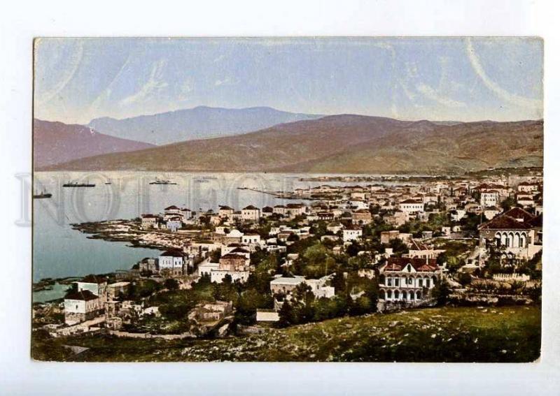 247193 LEBANON Beirut BEYROUT view Vintage Photoglob postcard