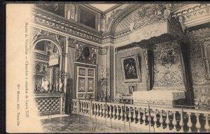 Chambre a Coucher de Louis XIV,Musee,Versailles,France BIN