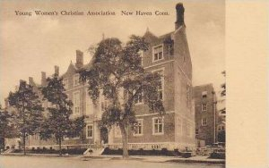 Connecticut New Haven The Young Womens Christian Association Albertype