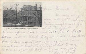 HARTFORD , Connecticut, 1906 ; School of Religious Pedagogy