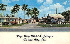 Keys Way Motel and Cottages  Florida City FL