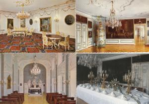 Hofburg Innsbruck Chapel Dining Room Court Table Hall 4x Austria Postcard s