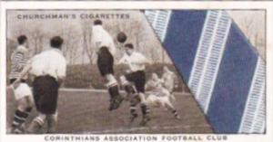 Church Vintage Cigarette Card Well Known Ties No 48 Corinthians Association F...