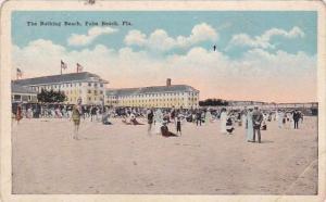 Florida Palm Beach The Bathing Beach