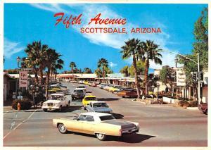 Fifth Avenue - Scottsdale, Arizona