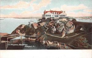 11372  RI Newport   E.D. Morgan´s  Mansion Estate