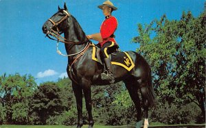 Royal Canadian Mounted Police Occupation, Policeman Unused
