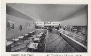 HUNTSVILLE , Ontario , Canada , 1930s ; Boley's Bakery & Dairy Lunch