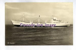 pf00332 - Swedish East Asia Cargo Ship - Nagasaki , built 1961 - postcard