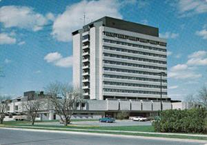 Hopital Honore-Mercier Inc., Saint-Hyacinthe La Jolie, Province of Quebec, Ca...