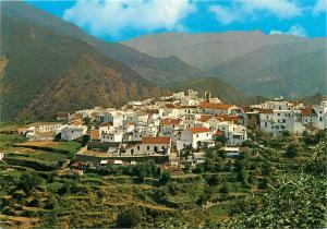 Istan Malaga Spain Postcard