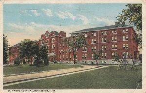 ROCHESTER, Minnesota, 1915; St. Mary's Hospital, version 2