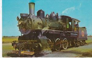 Trains Strasburg Railroad Route 741 Baldwin Locomotive Old Number 31