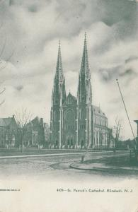 ELIZABETH , New Jersey , 1901-07 ;  St. Patrick's Cathedral