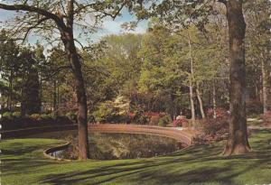 Glencairn Gardens, Rock Hill, South Carolina, 1950-1970s