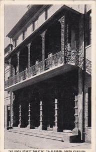 The Dock Street Theatre, CHARLESTON, South Carolina, PU-1946