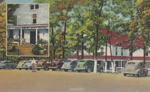 MAMMOUTH CAVE , Kentucky , 1930-40s ; Great Onyx Cave Hotel
