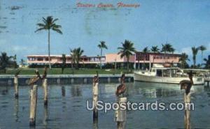Visitors Center Everglades National Park FL 1973