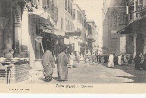 CAIRO , Egypt , 1900-1910´s ; Kamsaoni
