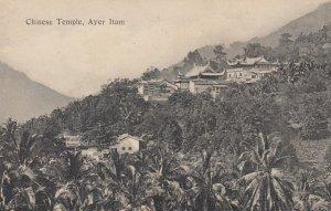 Chinese Temple , AYER ITAM , Penang , Malaya , 00-10s