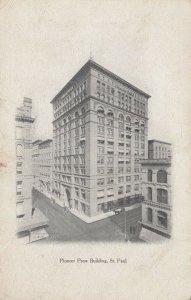 ST. PAUL, Minnesota, 1901-07; Pioneer Press Building