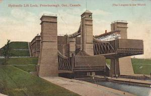 Hydraulic Lift Lock, Peterborough,  Ontario, Canada,  PU_00-10s