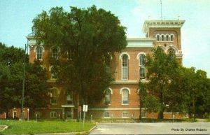 Illinois Hillsboro Montgomery County Court House