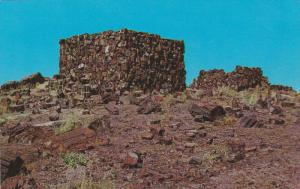 Agate House,  Third Forest Petrified Forest National Monument,  Arizona,  40-60s