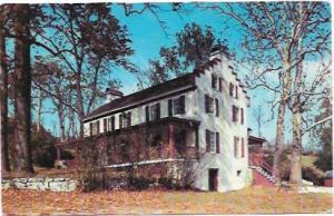 Ironmaster's Mansion, Birdsboro, Pennsylvania.